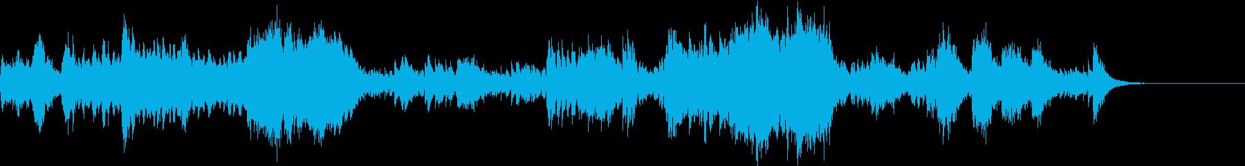 緊迫感  疾走感!ユニークオーケストラの再生済みの波形