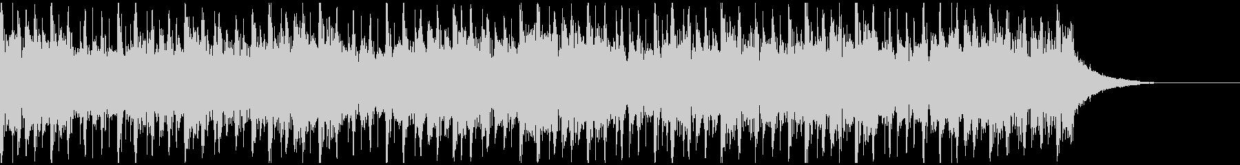 インテリジェント(ショート1)の未再生の波形