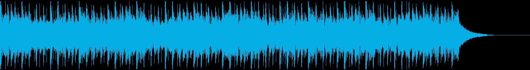 インテリジェント(ショート1)の再生済みの波形