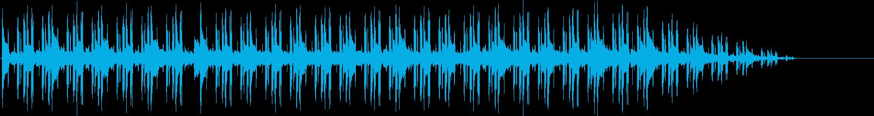 ヒップホップ楽器。本当の「都会的」...の再生済みの波形