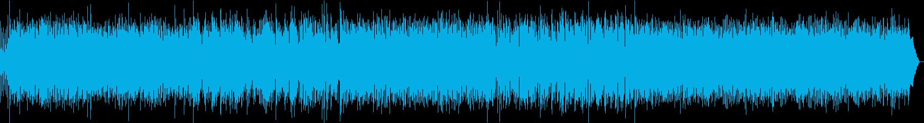 生演奏・ブルーグラス・店舗イベントBGMの再生済みの波形
