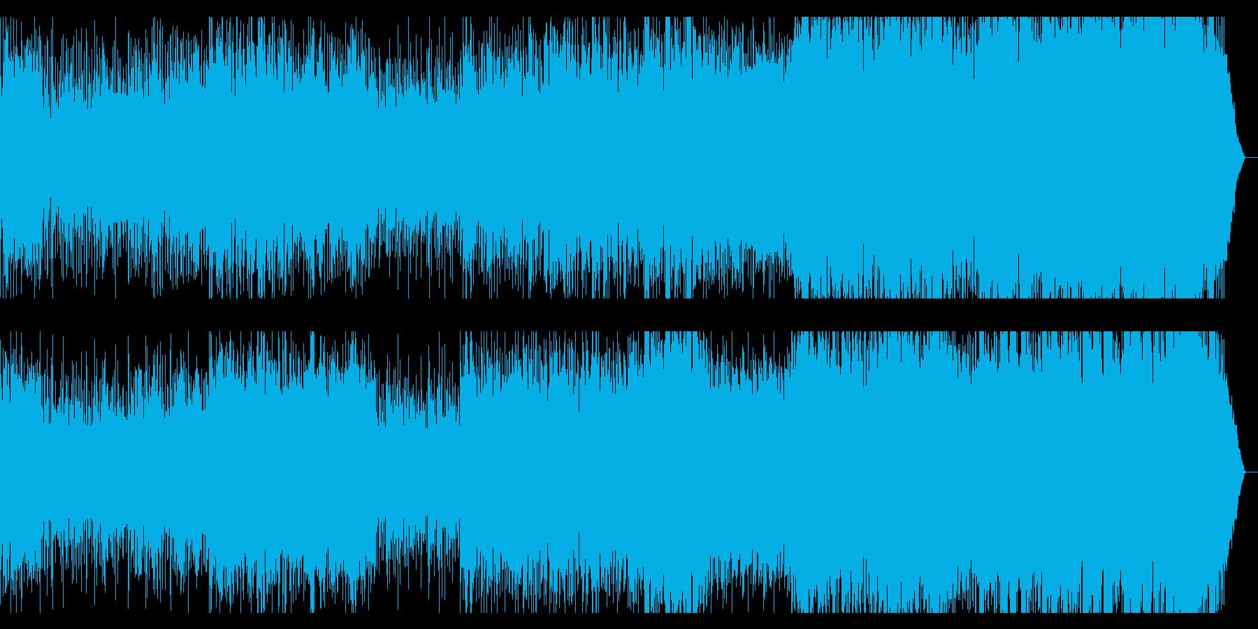 レニクラ風盛り上がれるクラッシックロックの再生済みの波形