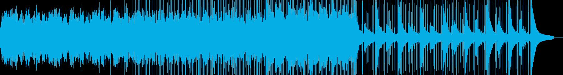 ニューエイジエレクトロインストゥル...の再生済みの波形