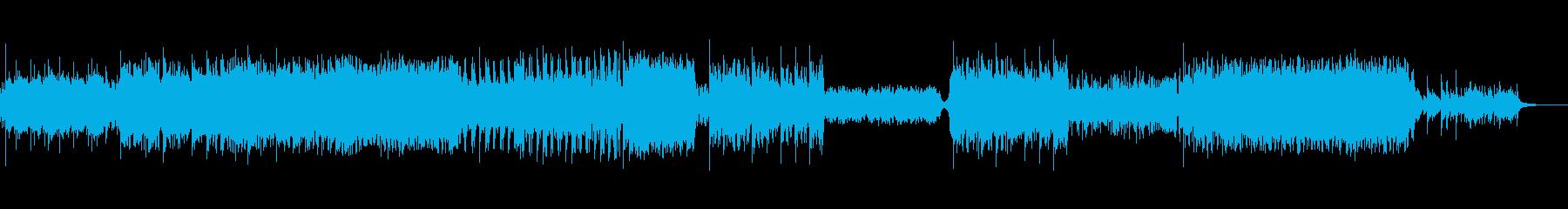 生演奏バイオリンで奏でる切な曲の再生済みの波形