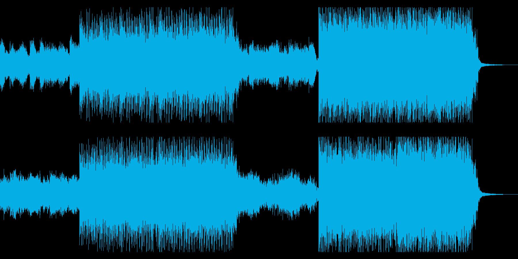 ポップ テクノ 代替案 コーポレー...の再生済みの波形