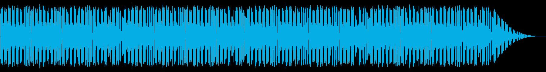 NES RPG B08-1(フィールド2の再生済みの波形