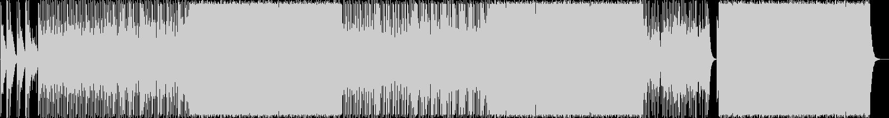 和風/ヒップホップ/和楽器/掛け声/A1の未再生の波形