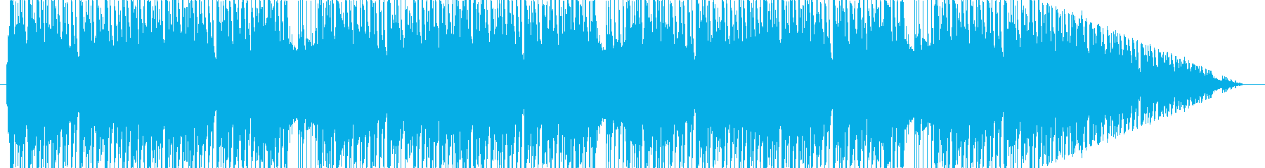 ポップ。お祝いジングルのメロディー...の再生済みの波形