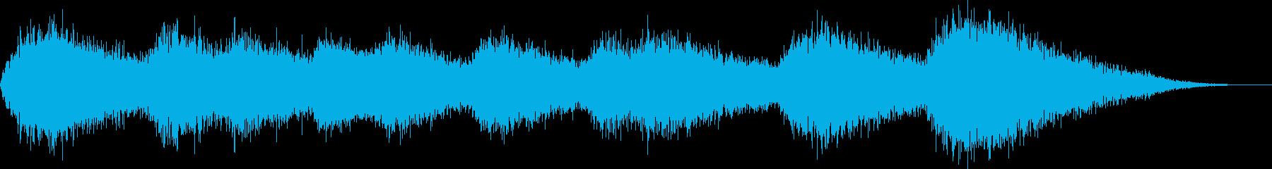 【ダークアンビエント】 シーン 魔界の再生済みの波形