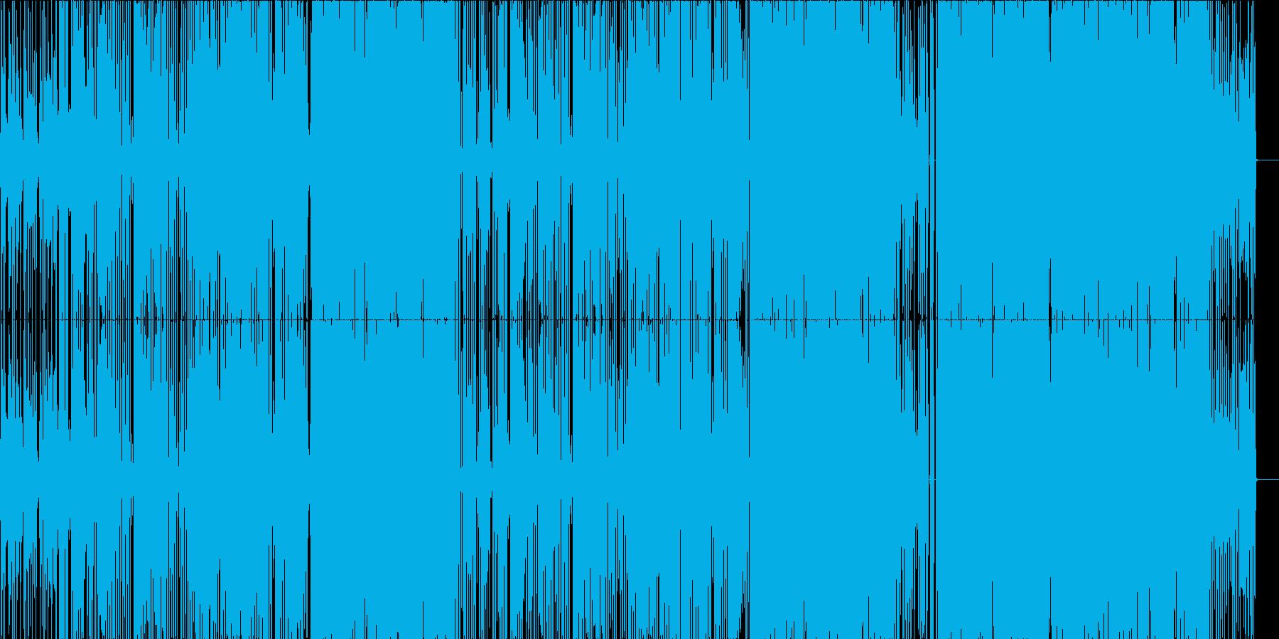 オシャレで切ない感動R&B(LO-FI)の再生済みの波形