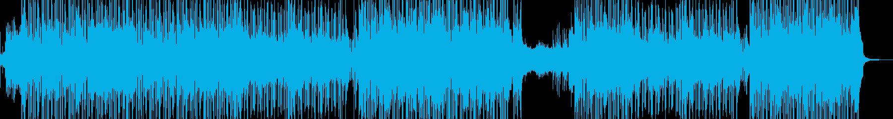 琴・レトロな演歌調R&Bポップ ★の再生済みの波形