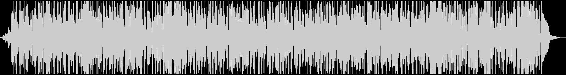 生演奏・ジングルベルビッグバンドアレンジの未再生の波形