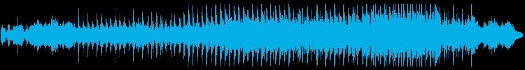 可愛らしい・オモチャ箱・ワルツの再生済みの波形
