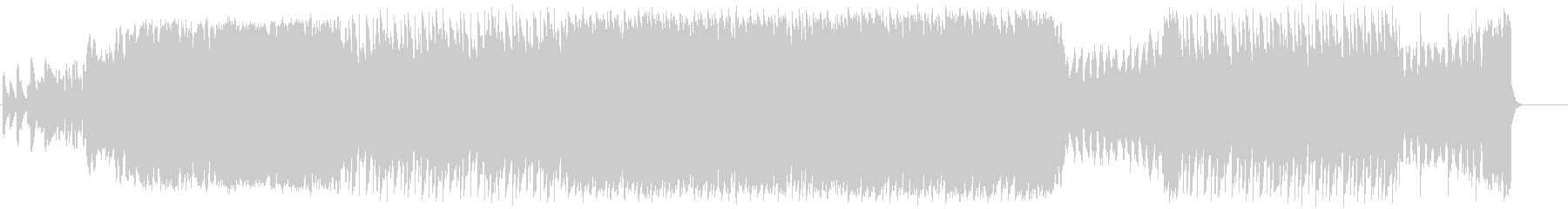 Dramatic and humble pop's unreproduced waveform