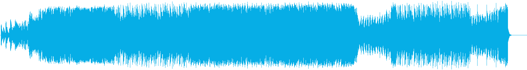 Dramatic and humble pop's reproduced waveform