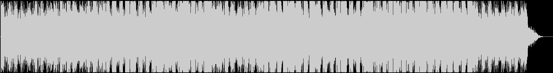 現代的 交響曲 フューチャ ベース...の未再生の波形