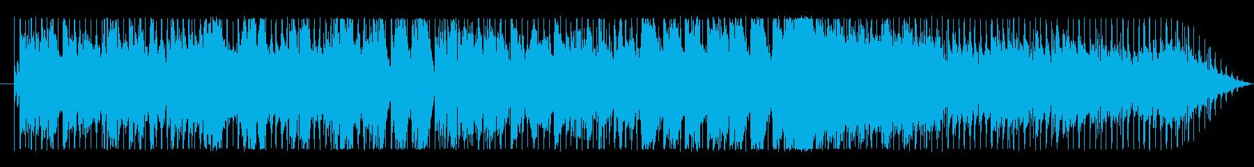 シンプルにバラード風で。の再生済みの波形