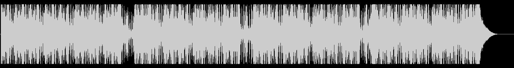 LIVE SE向き ROCK系 BGMの未再生の波形
