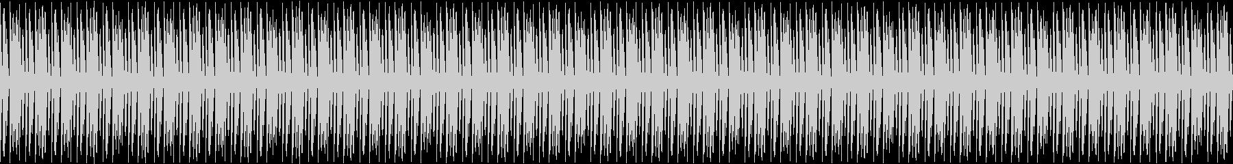 ピアノ・生配信・ほのぼの・ループ・日常2の未再生の波形