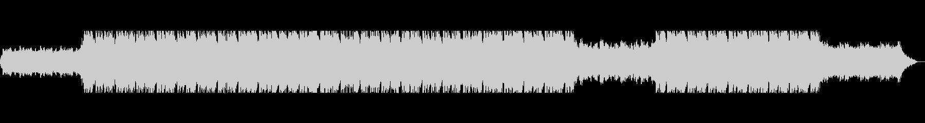 ノスタルジックで切なく悲しいTRAPの未再生の波形