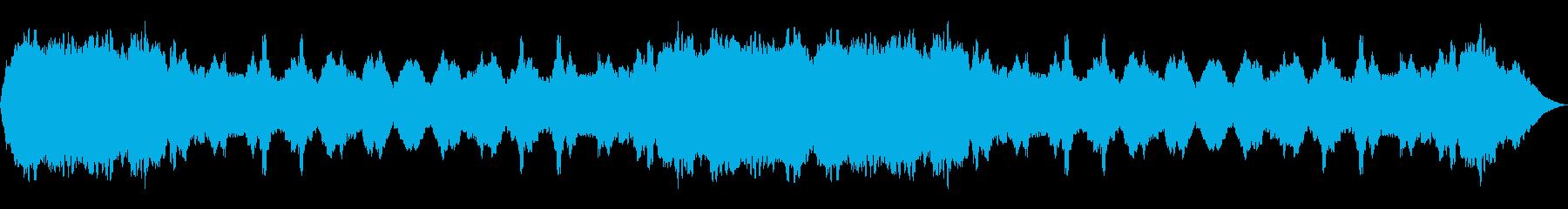 変調電子ドローン、SCI FI宇宙...の再生済みの波形