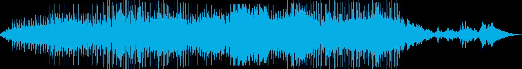 催眠、エキゾチックなアンダートーン...の再生済みの波形