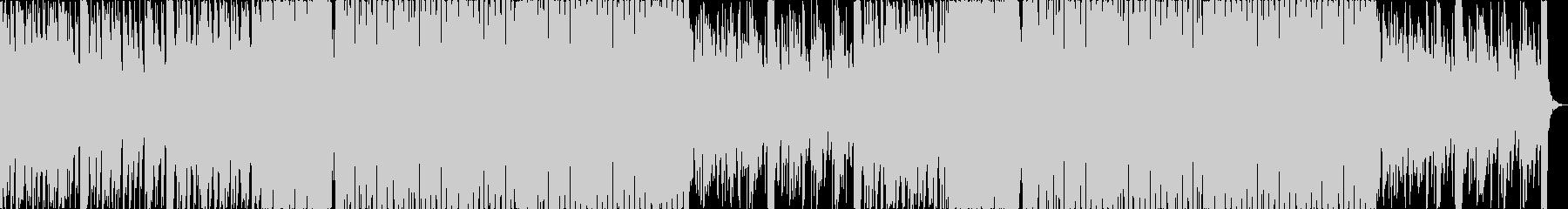 EDMカントリーエレクトロコマーシャルaの未再生の波形