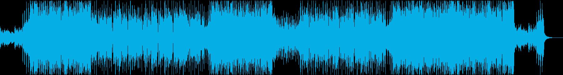 【CityPOP】EGがクールなBGMの再生済みの波形