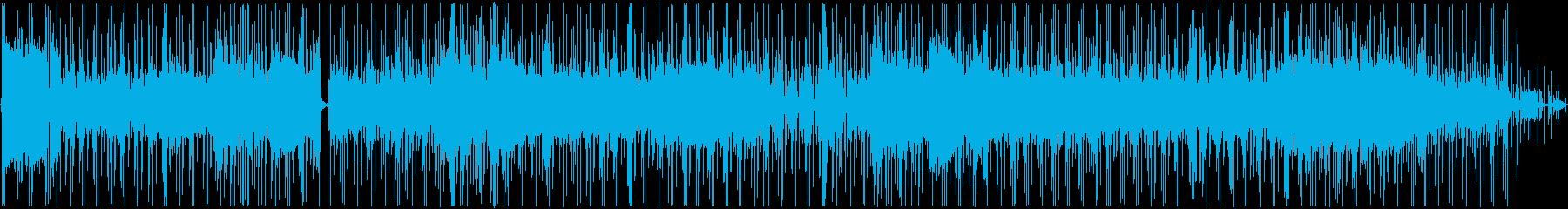 冷静になる。線形で少しエキゾチック...の再生済みの波形