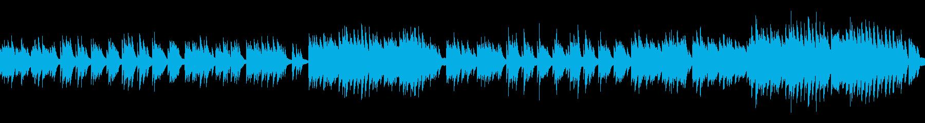 劇伴20C、ノスタルジック、ピアノ・ソロの再生済みの波形