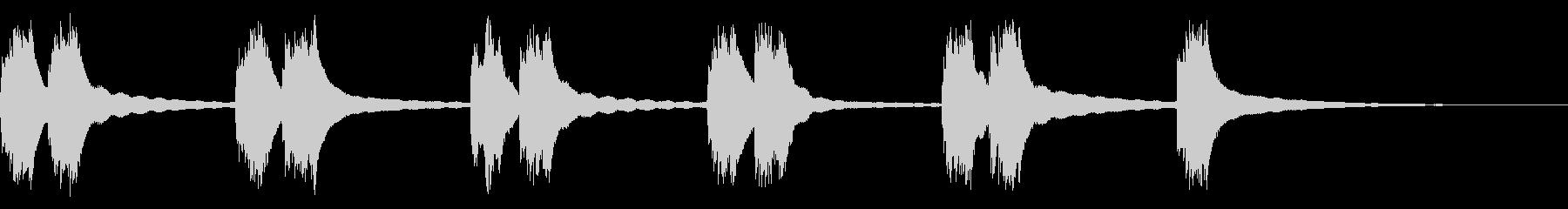 ヴィンテージ1960年代ロータリー...の未再生の波形