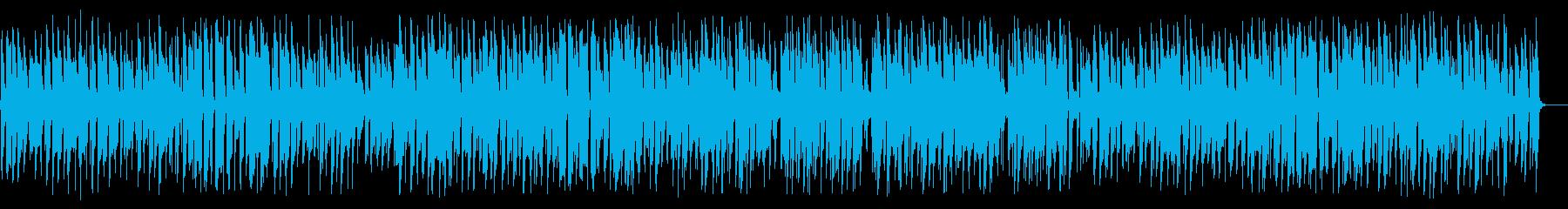 陽気でのどかなジャズで名曲オーラ・リーの再生済みの波形
