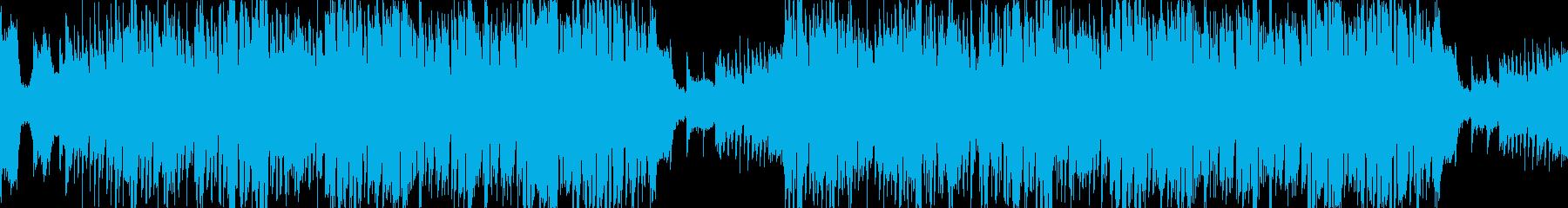 幻想的な戦闘シーン曲です。の再生済みの波形