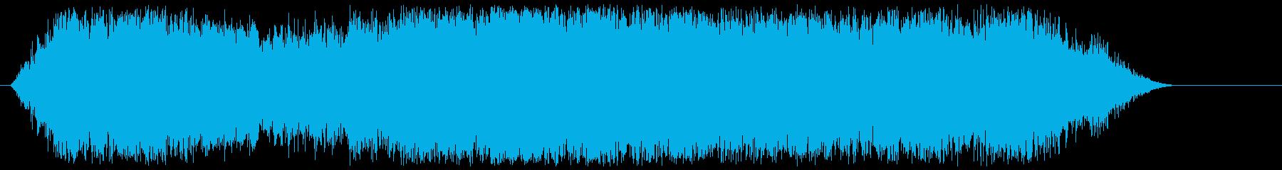 セビリアの噴水の再生済みの波形