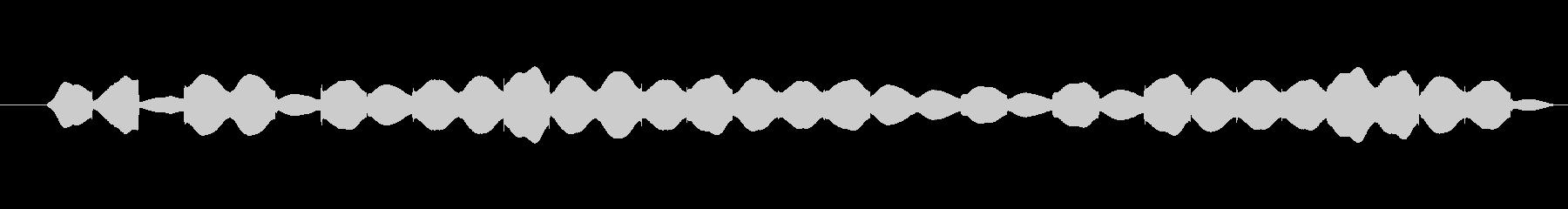 FX トーキングロボット03の未再生の波形