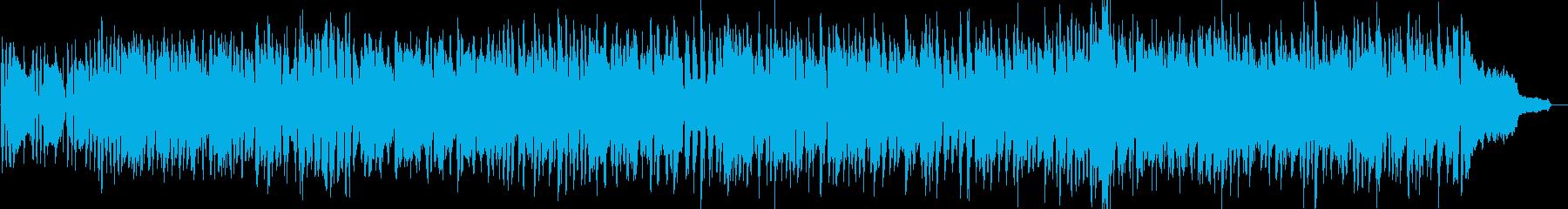 ブルース ポップ ロック アクティ...の再生済みの波形