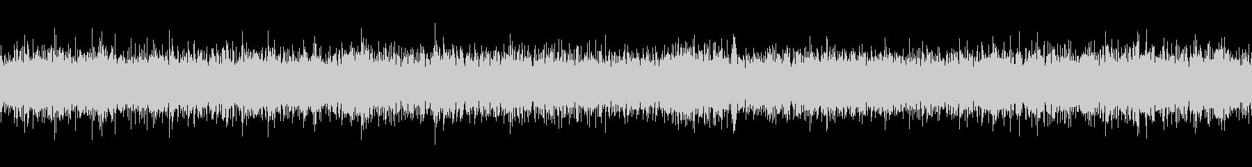 東京地下鉄の駅の環境音(ループ処理済)の未再生の波形