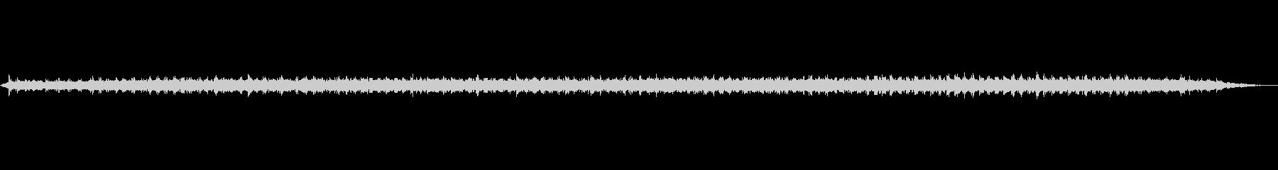 足跡トレッドミル-トレッドミルで実行の未再生の波形
