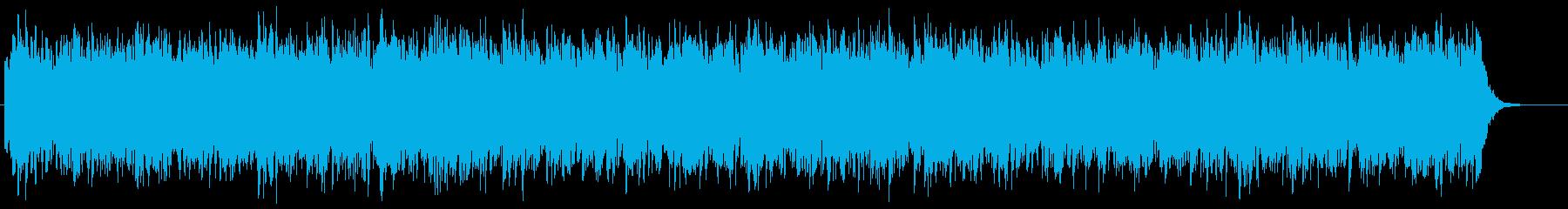 不穏な雰囲気 悪意 科学者 ミニマルの再生済みの波形