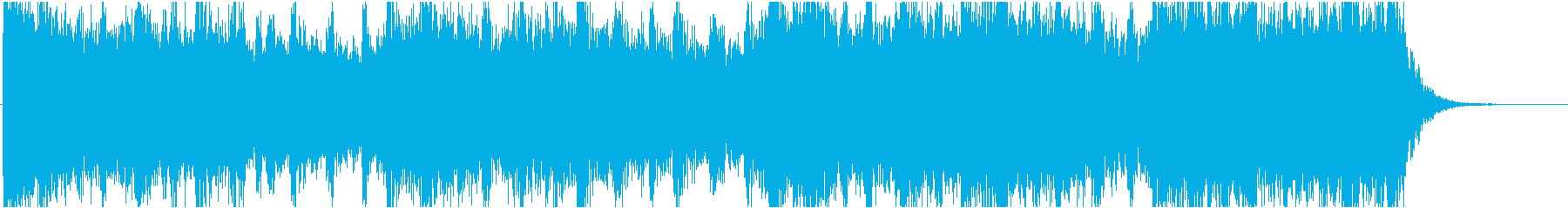 エピック 心に強く訴える 音楽の再生済みの波形