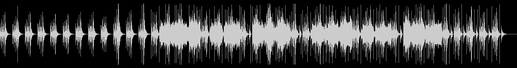 【雰囲気系】ほのぼのしたフルートの曲の未再生の波形