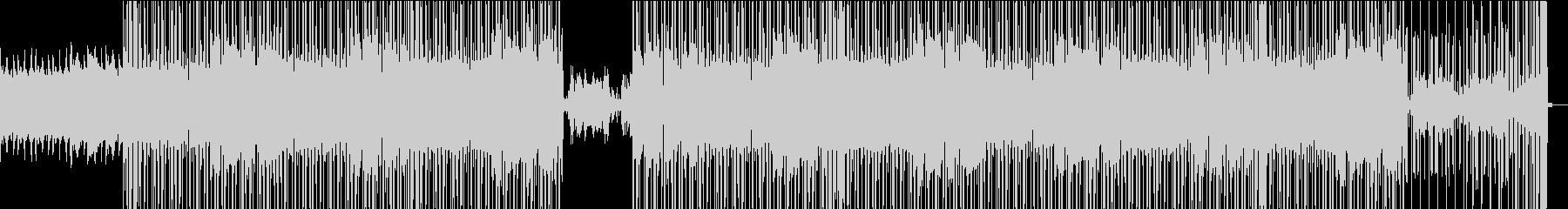 シンセ、オルガン、ピアノ、そして意...の未再生の波形