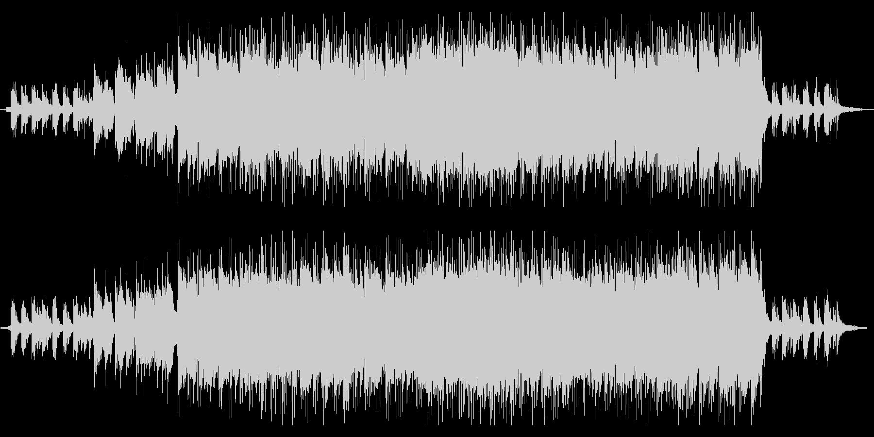生演奏バイオリン きらきら切ないバラードの未再生の波形