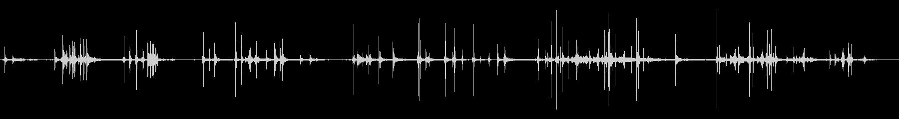 ピンボールマシン:1969:ロング...の未再生の波形