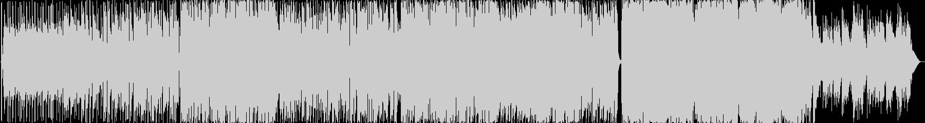 女性ボーカルのポップ/ロック。反射...の未再生の波形