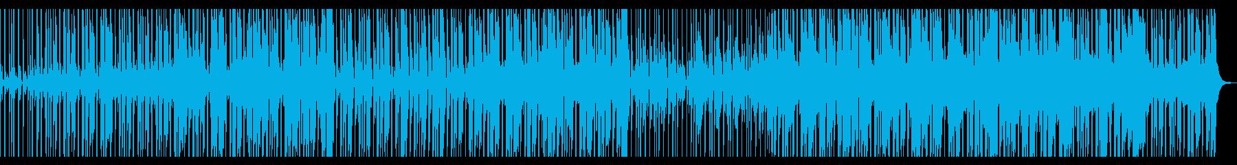 【短いVer1】スローファンクロック の再生済みの波形