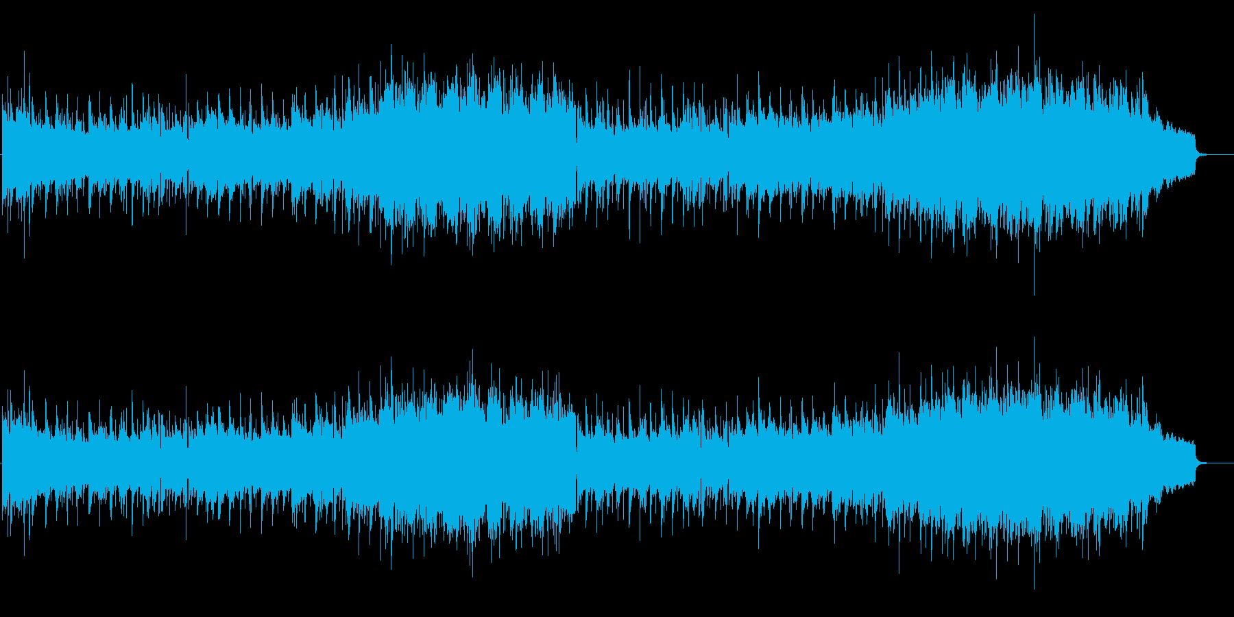 円熟エモーショナル・バラードの再生済みの波形