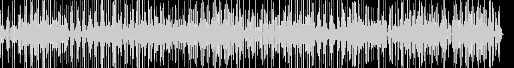 琴&三味線のファンクホップ ピアノ有の未再生の波形