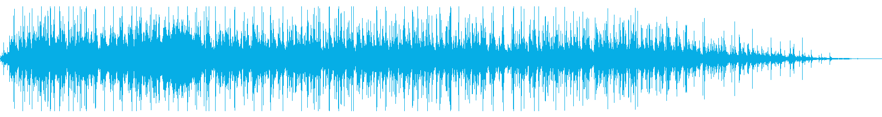 es16051 中劇場拍手_10.wavの再生済みの波形