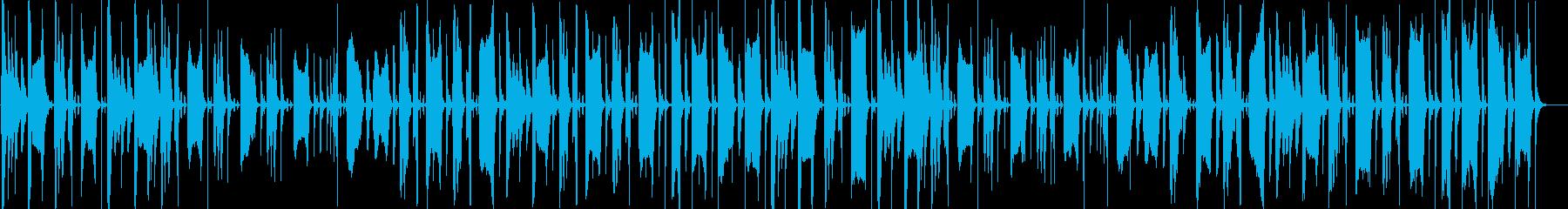 脱力&まぬけな日常会話1/ショートverの再生済みの波形